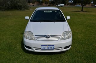 2006 Toyota Corolla Ascent Sedan.
