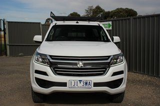 2017 Holden Colorado LS Crew Cab 4x2 Cab Chassis.