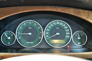 2003 Jaguar X-Type SE Sedan.
