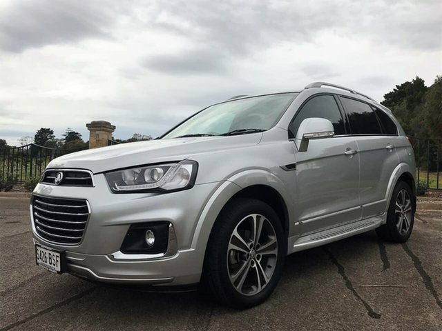 Used Holden Captiva LT AWD, Enfield, 2017 Holden Captiva LT AWD Wagon
