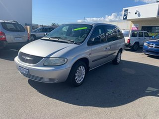 2003 Chrysler Grand Voyager Limited Wagon.