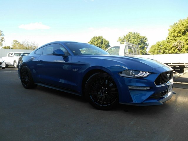 Used Ford Mustang GT Fastback SelectShift, Mount Isa, 2018 Ford Mustang GT Fastback SelectShift FN 2018MY Fastback
