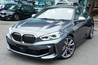 2019 BMW M135i xDrive Hatchback.