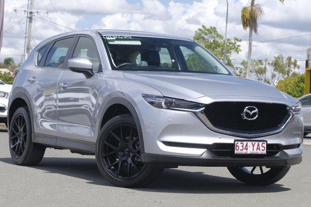 Used Mazda CX-5 Touring SKYACTIV-Drive i-ACTIV AWD, Rocklea, 2018 Mazda CX-5 Touring SKYACTIV-Drive i-ACTIV AWD Wagon
