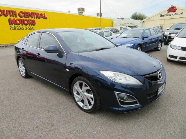 Used Mazda 6 Luxury Sports, Morphett Vale, 2010 Mazda 6 Luxury Sports Hatchback