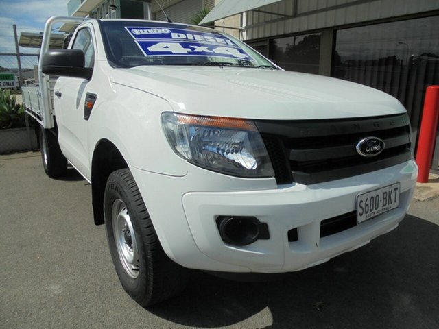 Used Ford Ranger XL, Edwardstown, 2014 Ford Ranger XL Cab Chassis