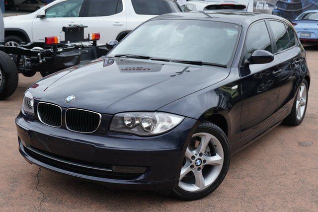 Used BMW 120i, Brookvale, 2008 BMW 120i Hatchback