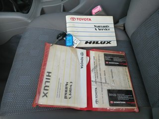 2008 Toyota Hilux SR Dual Cab Pick-up.