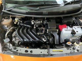 2010 Nissan Micra TI Hatchback.