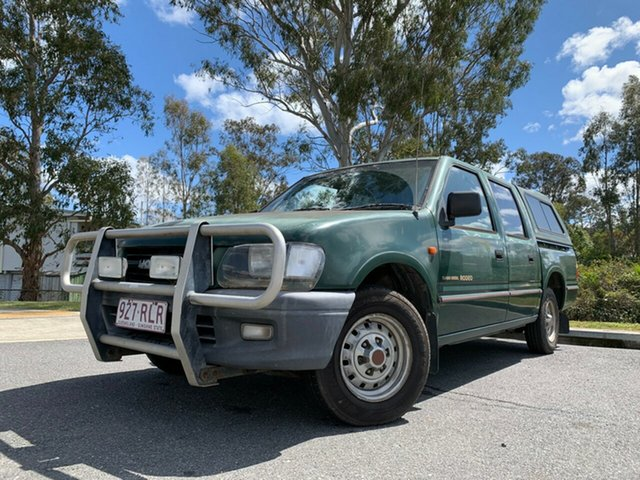 Used Holden Rodeo LX, Kingston, 2000 Holden Rodeo LX Dual Cab