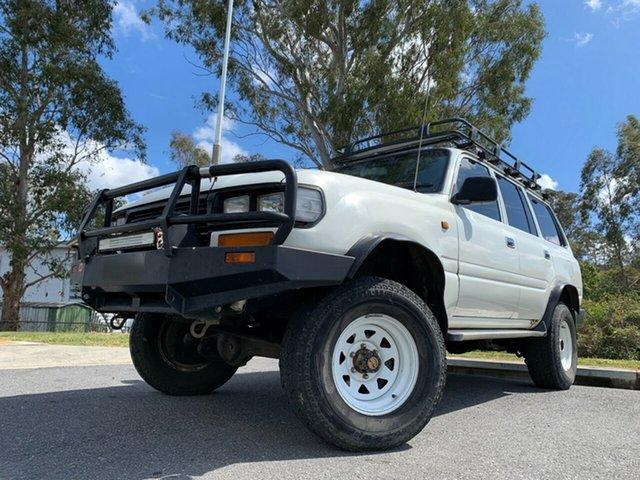 Used Toyota Landcruiser 4WD, Kingston, 1996 Toyota Landcruiser 4WD Wagon
