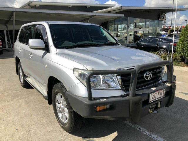 Discounted Used Toyota Landcruiser GXL, Yamanto, 2007 Toyota Landcruiser GXL Wagon