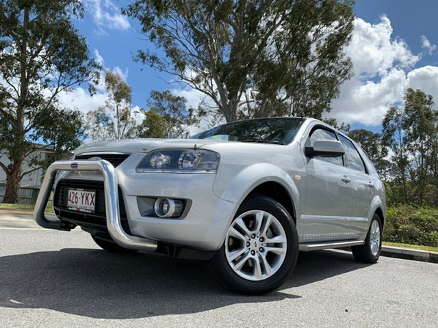 Used Ford Territory Limited Edition, Kingston, 2010 Ford Territory Limited Edition Wagon