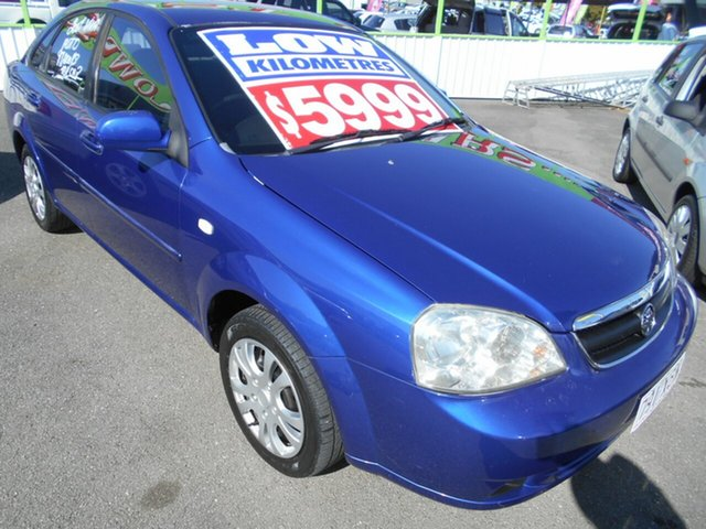Used Holden Viva, Slacks Creek, 2005 Holden Viva Sedan