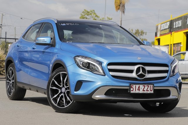 Used Mercedes-Benz GLA-Class GLA250 DCT 4MATIC, Bowen Hills, 2015 Mercedes-Benz GLA-Class GLA250 DCT 4MATIC Wagon