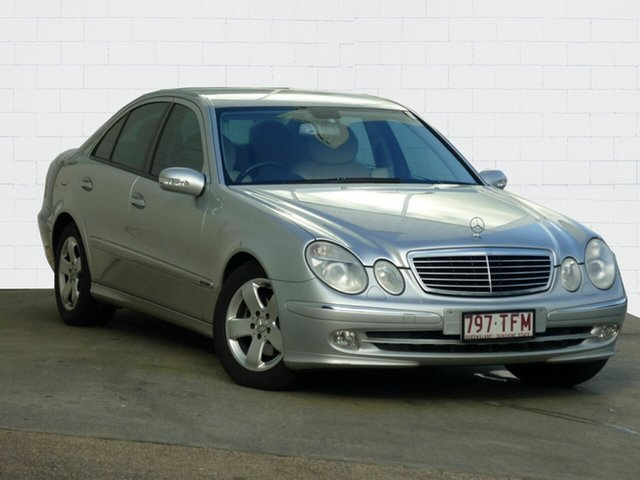 Used Mercedes-Benz E320 Avantgarde, Moorooka, 2003 Mercedes-Benz E320 Avantgarde Sedan