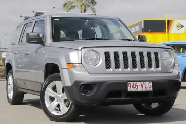 Used Jeep Patriot Sport 4x2, Rocklea, 2014 Jeep Patriot Sport 4x2 Wagon