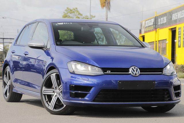 Used Volkswagen Golf R DSG 4MOTION, Rocklea, 2015 Volkswagen Golf R DSG 4MOTION Hatchback