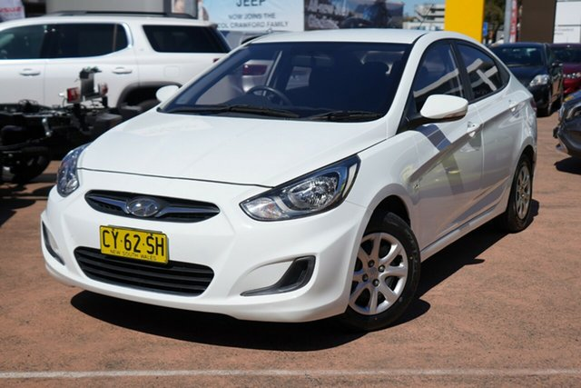 Used Hyundai Accent Active, Brookvale, 2011 Hyundai Accent Active Sedan