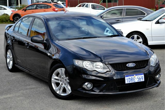 Used Ford Falcon XR6, Bellevue, 2011 Ford Falcon XR6 Sedan