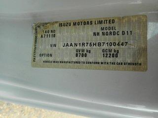 2012 Isuzu NQR450 Cab Chassis.