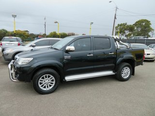 2014 Toyota Hilux SR5 (4x4) Dual Cab Pick-up.