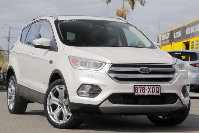 Used Ford Escape Titanium, Bowen Hills, 2017 Ford Escape Titanium SUV