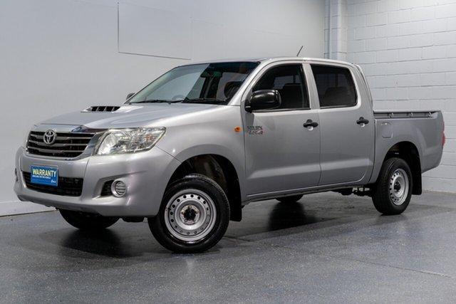 Used Toyota Hilux SR, Slacks Creek, 2015 Toyota Hilux SR Dual Cab Pick-up