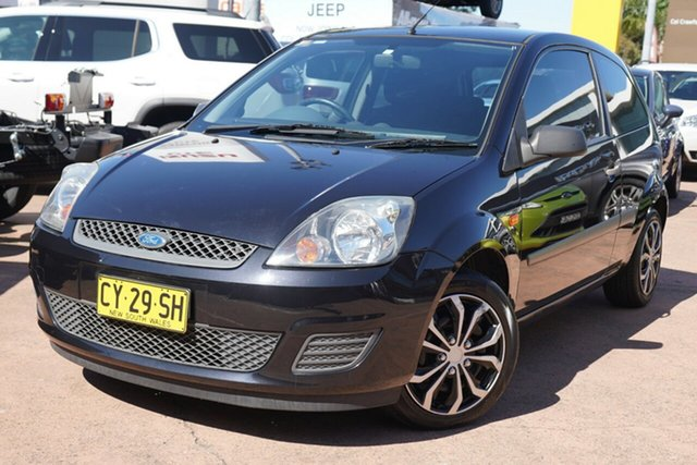 Used Ford Fiesta LX, Brookvale, 2008 Ford Fiesta LX Hatchback
