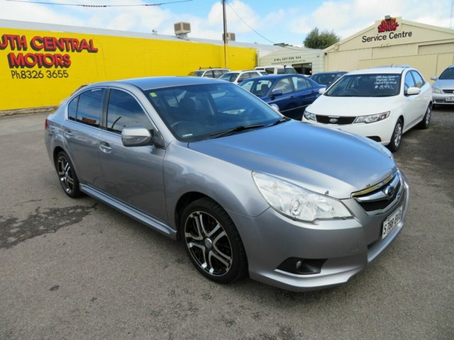 Used Subaru Liberty 2.5I, Morphett Vale, 2010 Subaru Liberty 2.5I Sedan