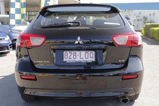 2008 Mitsubishi Lancer VR Sportback Hatchback.