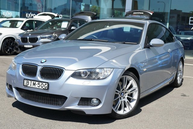 Used BMW 325i, Brookvale, 2008 BMW 325i Coupe