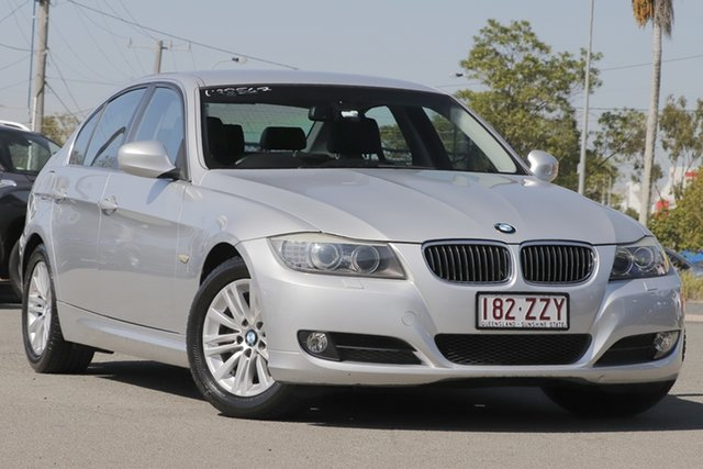 Used BMW 3 Series 323i Steptronic, Rocklea, 2009 BMW 3 Series 323i Steptronic Sedan