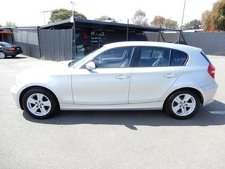 2009 BMW 1 Series 118i Hatchback.