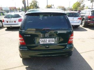 2001 Mercedes-Benz A-Class A190 Elegance Hatchback.