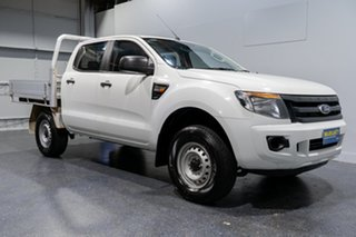 2014 Ford Ranger XL 2.2 Hi-Rider (4x2) Crew Cab Chassis.