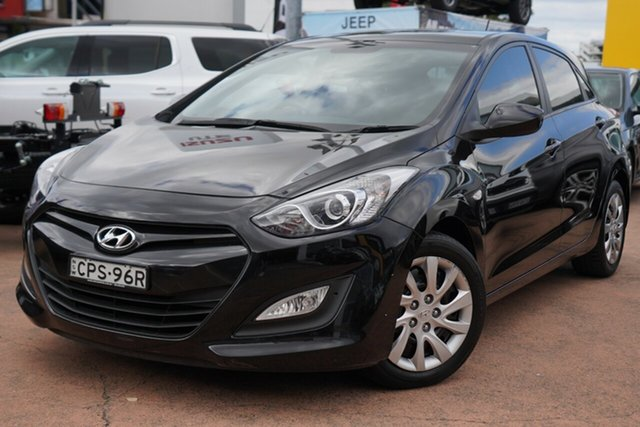 Used Hyundai i30 Active, Brookvale, 2013 Hyundai i30 Active Hatchback