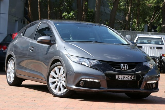 Used Honda Civic VTi-L, Artarmon, 2012 Honda Civic VTi-L Sedan