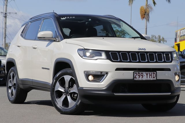Used Jeep Compass Limited, Toowong, 2018 Jeep Compass Limited Wagon