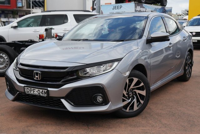 Used Honda Civic VTi-S, Brookvale, 2017 Honda Civic VTi-S Hatchback