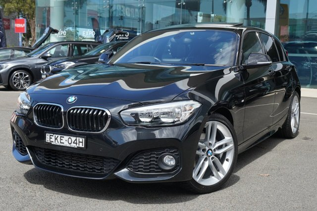 Used BMW 118i Sport Line, Brookvale, 2015 BMW 118i Sport Line Hatchback