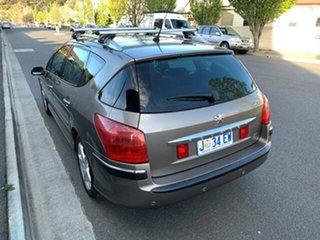 2007 Peugeot 407 ST HDi Touring Wagon.