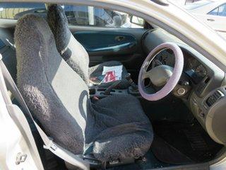 1997 Mitsubishi Mirage Hatchback.
