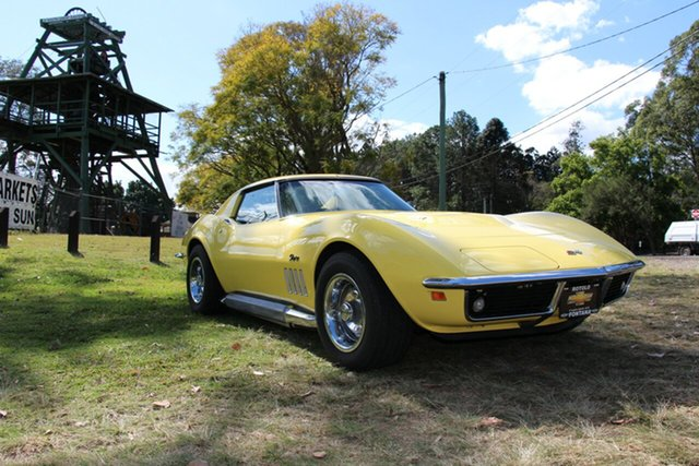 Used Chevrolet Corvette Stingray, Glanmire, 1969 Chevrolet Corvette Stingray Coupe