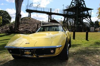 1969 Chevrolet Corvette Stingray Coupe.