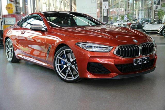 Used BMW 8 Series M850i xDrive Steptronic AWD, North Melbourne, 2019 BMW 8 Series M850i xDrive Steptronic AWD Coupe