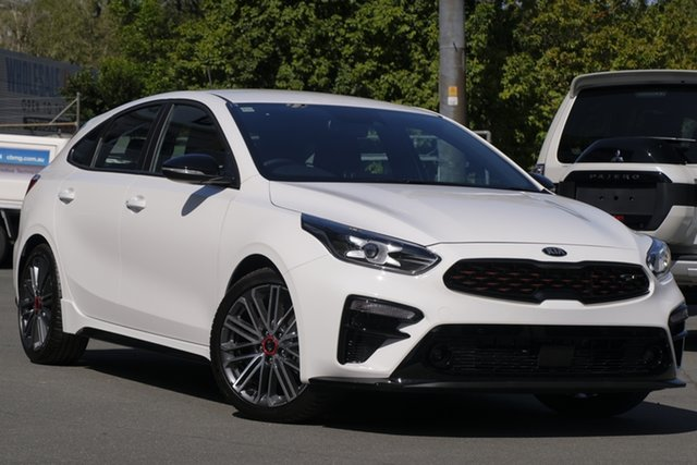 Demonstrator, Demo, Near New Kia Cerato GT DCT, Toowong, 2020 Kia Cerato GT DCT Hatchback