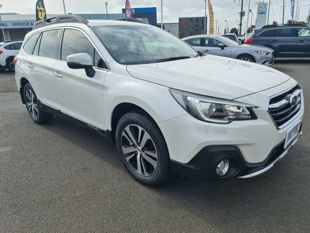 Used Subaru Outback 2.5i CVT AWD, Warrnambool East, 2018 Subaru Outback 2.5i CVT AWD Wagon