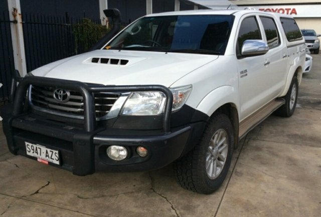 Discounted Used Toyota Hilux SR5 (4x4), Woodville Park, 2013 Toyota Hilux SR5 (4x4) Dual Cab Pick-up