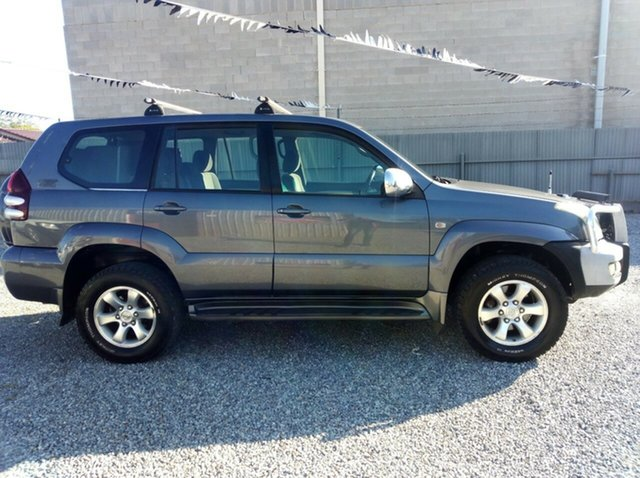 Used Toyota Landcruiser Prado GXL (4x4), Klemzig, 2006 Toyota Landcruiser Prado GXL (4x4) Wagon